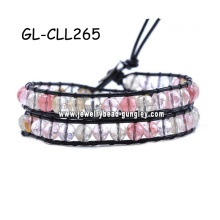 2013 mens fashion bracelet leather bracelet