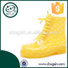 оптом дешевые ботинки дождя женская обувь дешевые ботинки дождя