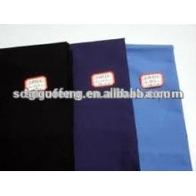 Tela de algodón Spandex 97% Algodón 3% Tela de elastano para mayoristas 32 * 16 + 70d