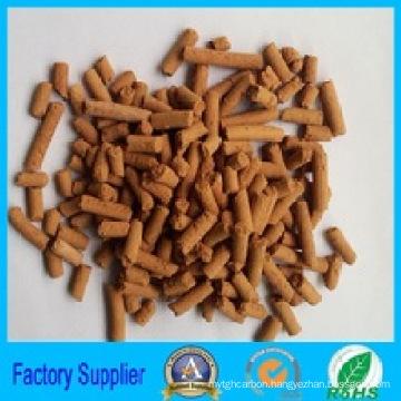 Efficient iron oxide fine desulfurizer desulfurizer