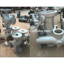 ss304 corps de valve coulée