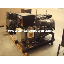Ensemble De Générateur Deutz (20kw-200kw, moteur refroidi par air)