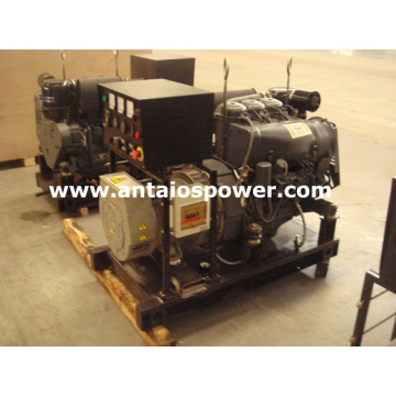 Deutz Generator Set (20kw-200kw, air cooled engine)