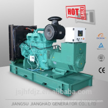 With Silent canopy low fuel consumption cheap price generator,diesel generator 250 kva