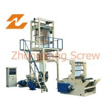 Экструдер для полиэтиленовой пленки Экструзионное оборудование для пластика