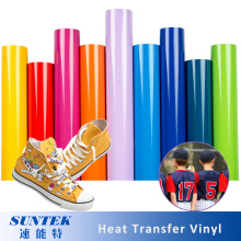 China Manufacturer Heat Transfer Film for Tshirt Vinyl