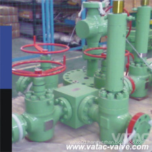 Oil Drilling System 2000psi/3000psi/5000psi/10000psi/15000psi API 16c Choke and Kill Manifold Supplier