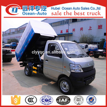 Changan 2 ~ 3cbm pequeña capacidad de colector de residuos
