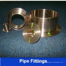 DIN 86090 1.0d Racores de tubería de níquel de cobre