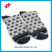 Fashionable Custom Made Cotton Lady Tube Socks