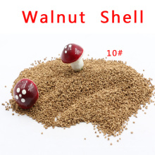 100% Natural Polishing Blast Media Walnut Shell Filter Media From China