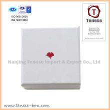 Boîte cadeau à bijoux en carton avec impression UV