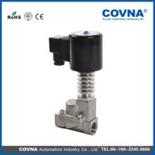 Normally Closed super hot oil solenoid valve 24v