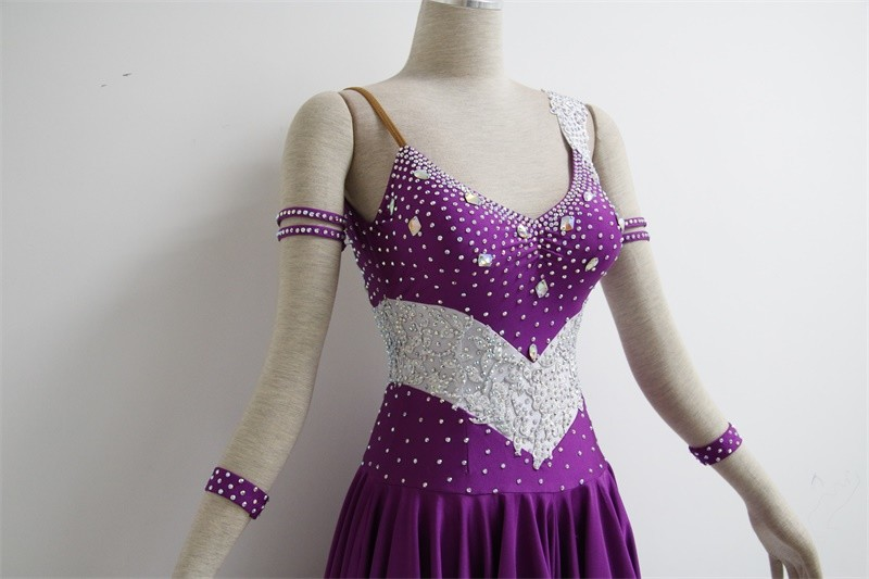 Salsa Purple Dress