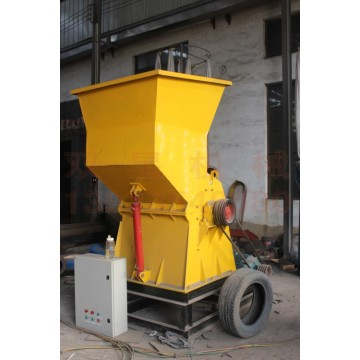 Mesin Penghancur Kertas Scrap Shredder Mobile Kibbler Shredding