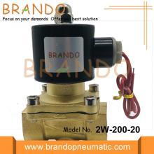 Électrovanne d'eau 2W-200-20