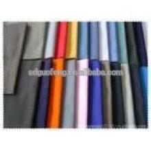 98% Algodão / 2% Spandex 57/58 '' plain tingido sarja tecido de sarja de pêssego tecidos de algodão