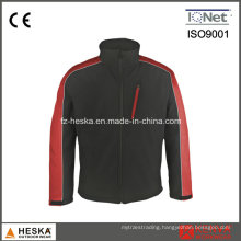 OEM Service Winter Softshell 3 Layers Outdoor Jacket