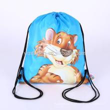 Sac réutilisable imperméable réutilisable de sac à provisions de sac à dos de polyester