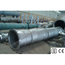 ASTM B338 Titanium Piping for Cooling Tower