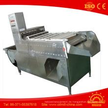 200kg hohe leistungsfähige dauerhafte gekochte Hühnerei-Schalen-Maschine