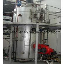Chaudière à vapeur marine verticale au pétrole