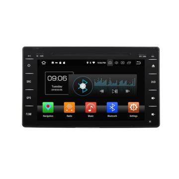 Android 8.0 head-units voor Hilux 2016