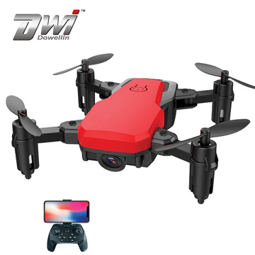 DWI New Design min  Optical Flow Positioning Foldable Quadcopter Selfie Drone With Wifi Camera