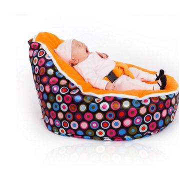 Cama confortável beanbag baby slepping bed
