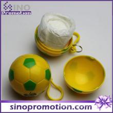Prix imperméable en plastique bon marché d'enfants de Poncho d'imperméable