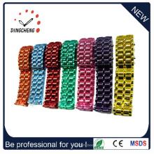 Оптовая цена СИД лавы Браслет часы (ДК-369)