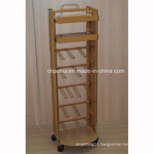 Metal Convenient Shop Display Rack (PHY3015)