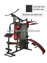 2014 Black and Red Home GYM AB Exercise Equipment ES409