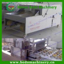 Machine automatique de lapidation de fruit de rendement élevé / dissolvant de pierre de fruit