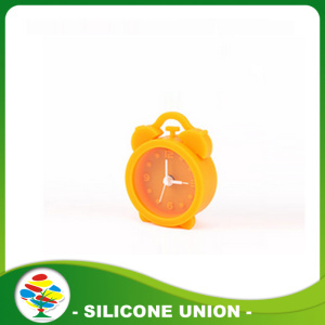 Cheapest silicone alarm desktop clock wholesale