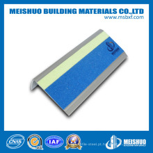 Metal Stair Nose Molding with Adhesive Strip (MSSNAC)