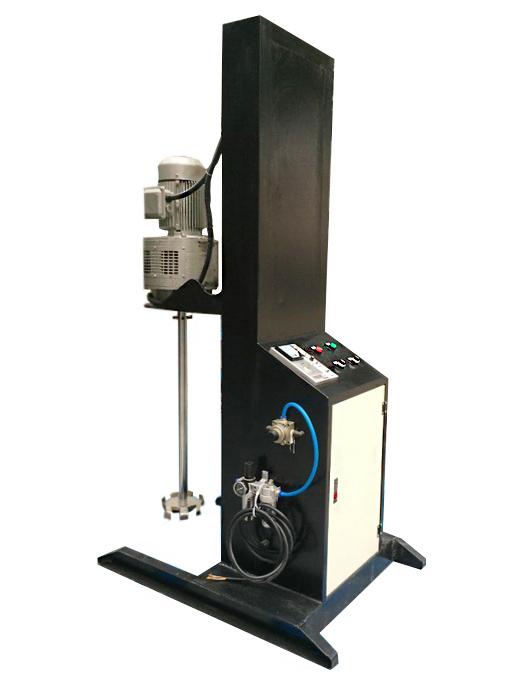 pvc mixer machine