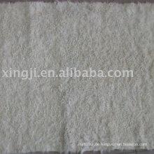 Natürliches weißes Kalgan Lamm Pelzplatte