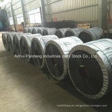 DIN / Cema / ASTM / Sha Standard-Stahlkord-feuerbeständiges Förderband für Kohlenbergwerk