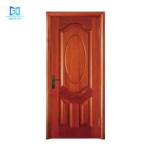 Interior wood doors wood veneer door main door designs 2021 GO-QG