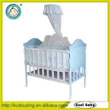 Heiße Porzellanprodukte Großhandelsfaltbare Krippe für Baby