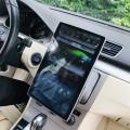 12.8 inch Tesla Universal Car Radio Voice Control
