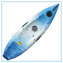 New Single Plastic Fishing Boat, Sit on Top Kayaks (M01)