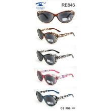 2017 New Fishion Women Óculos de leitura de alta qualidade (RE846)