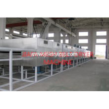 Food Belt Conveyor Mesh Dryer machine