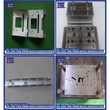 Yuyao Stamping sterben maker Präzision Aluminium-Druckguss / Stanzform für Lampe / Elektronik / Computer-Teile