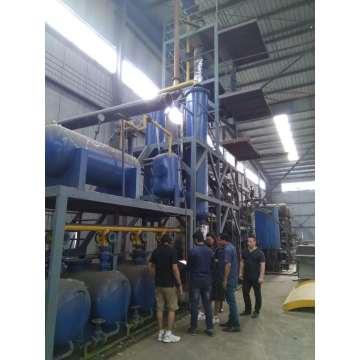 black oil to diesel machine