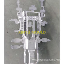Good Quality for China Automobile Die Casting Die,Motorcycle Die Casting Die,Automobile Engine Flywheel Die Supplier Aluminium Pedal Support Frame Die supply to Cayman Islands Factory