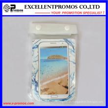 Bolso impermeable del teléfono móvil del PVC de la promoción (EP-H9167)