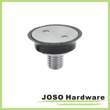 Sem inserir conector de vidro de ponto de fixação de aço inoxidável (BA208)